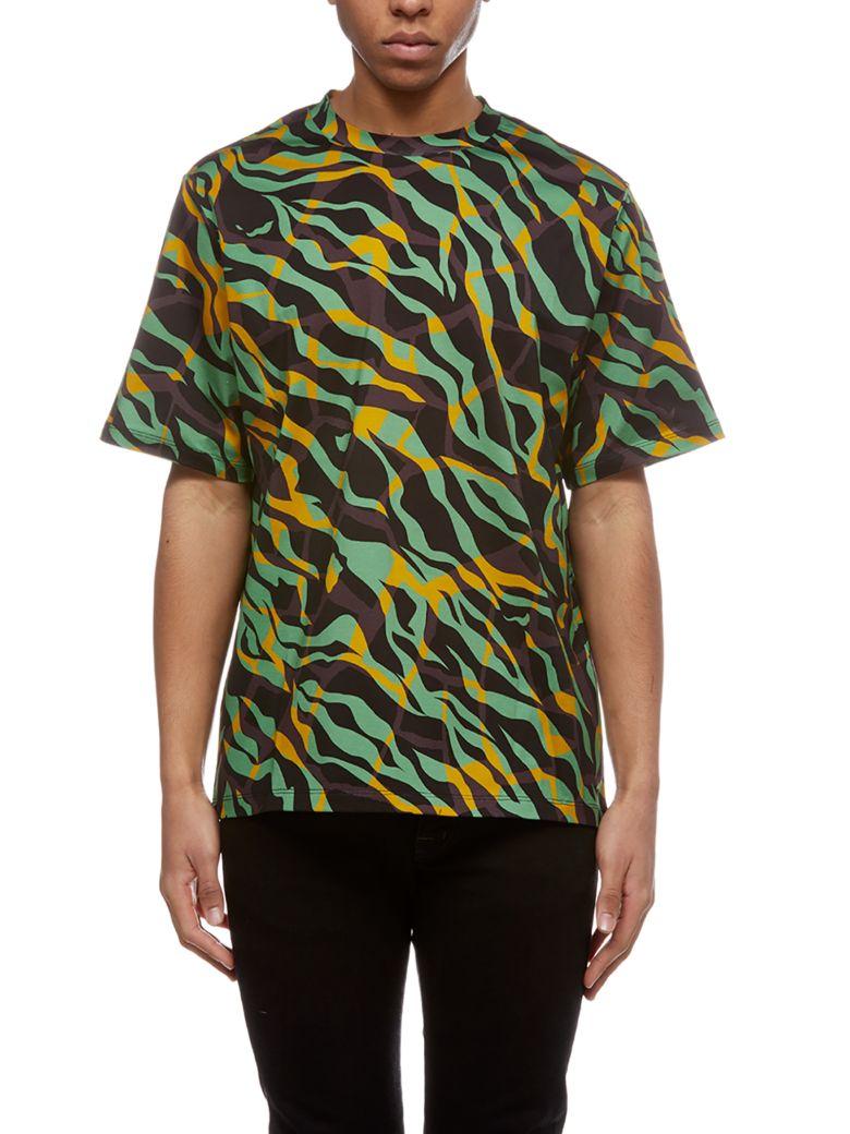 Roberto Cavalli Tiger Twiga T-shirt - Multicolor