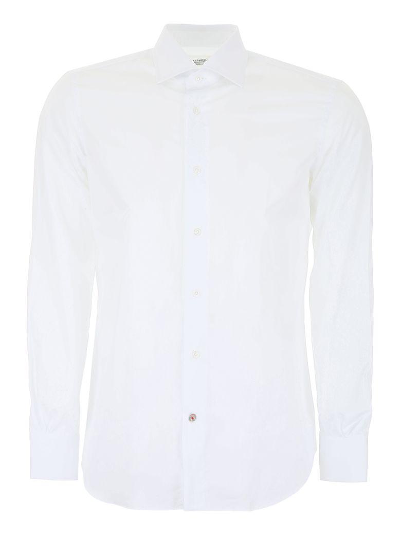 Mazzarelli Celeste Shirt - POPELINE BIANCO (White)