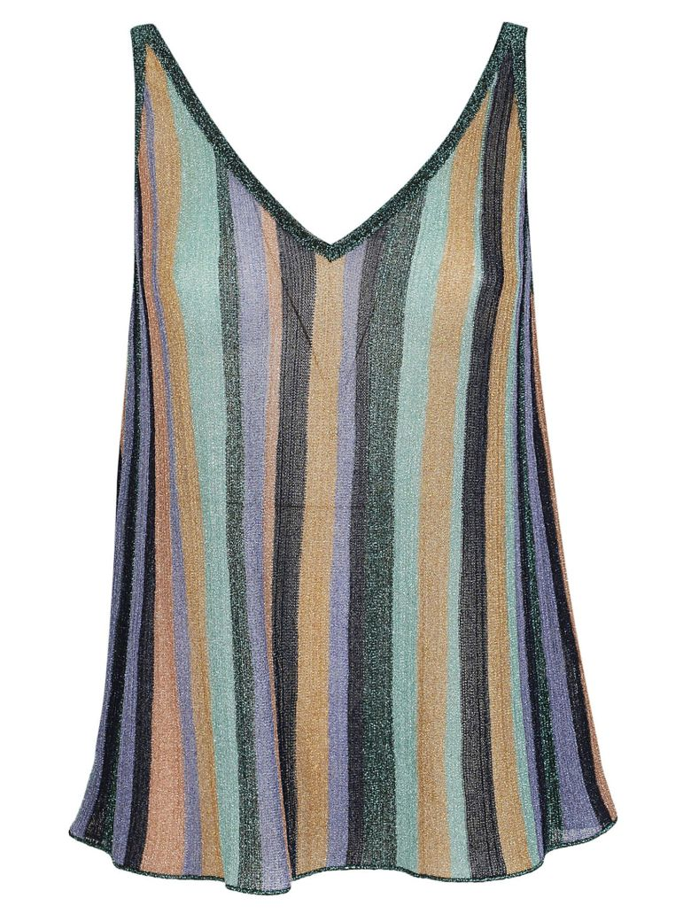 M Missoni Striped Cami Top - Basic