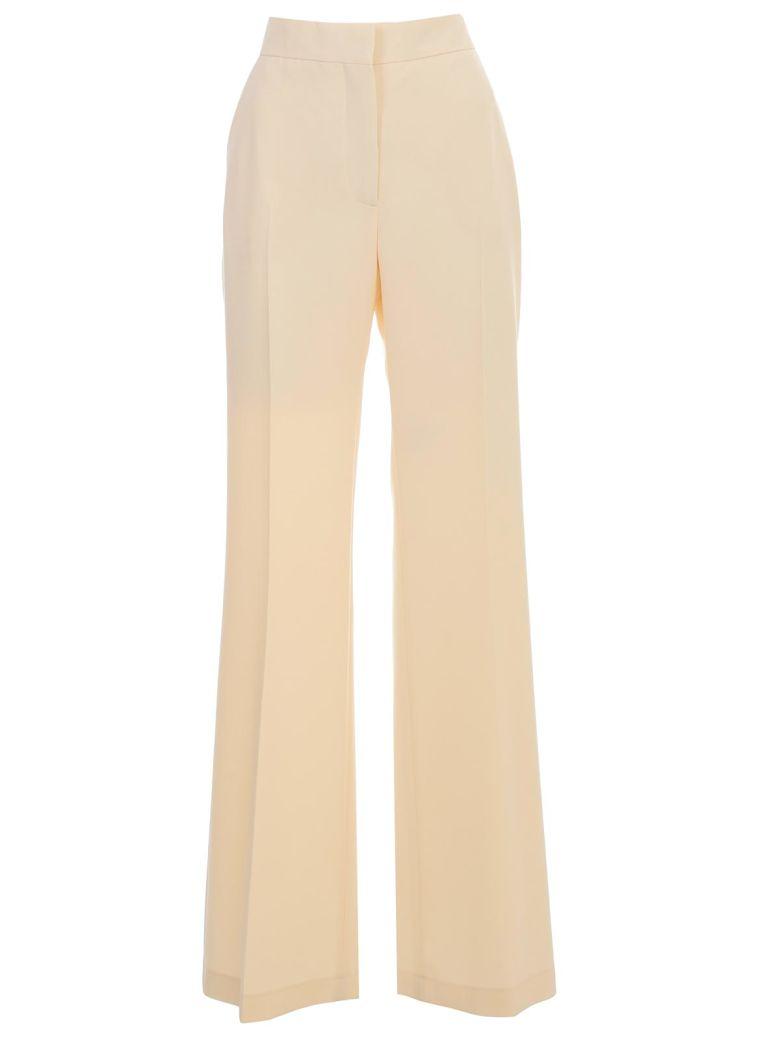See by Chloé Straight Pants - Bianco