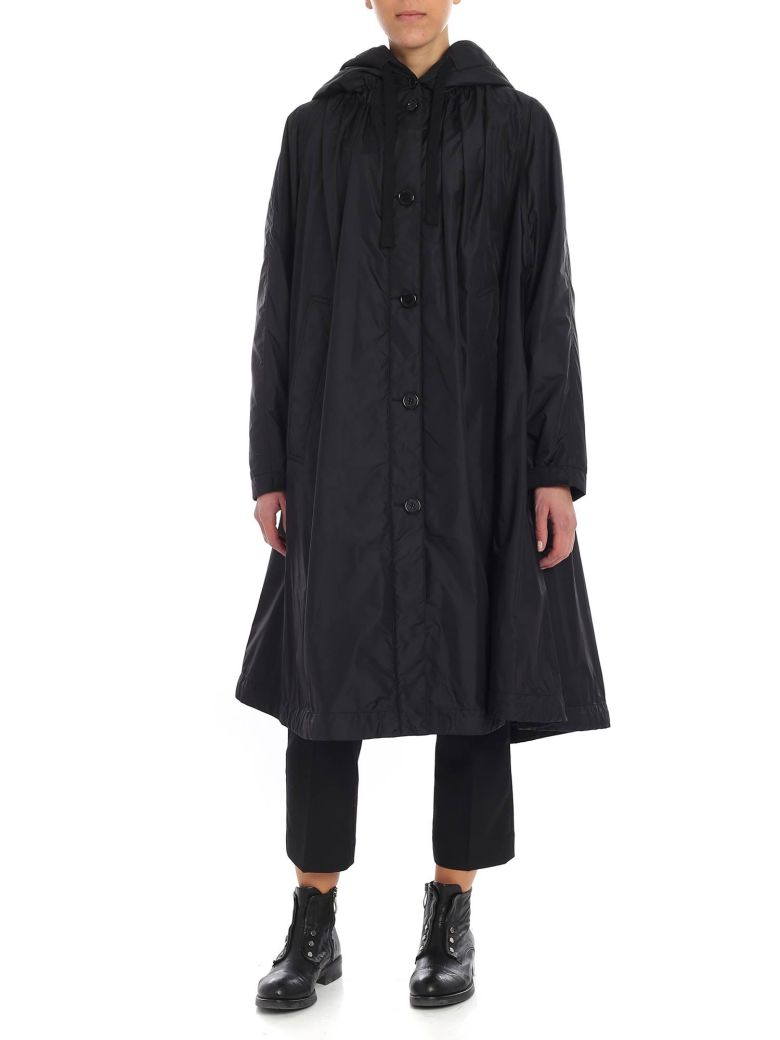 Aspesi Panforte Coat - Nero