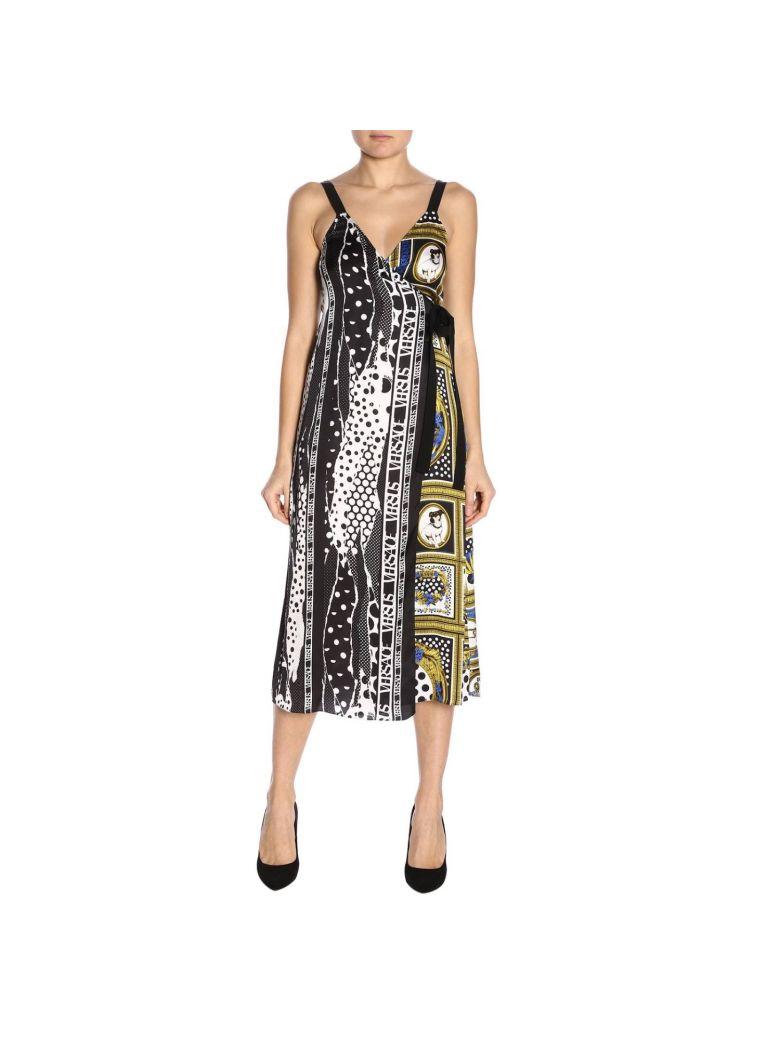 Versus Versace Versus Dress Dress Women Versus - multicolor