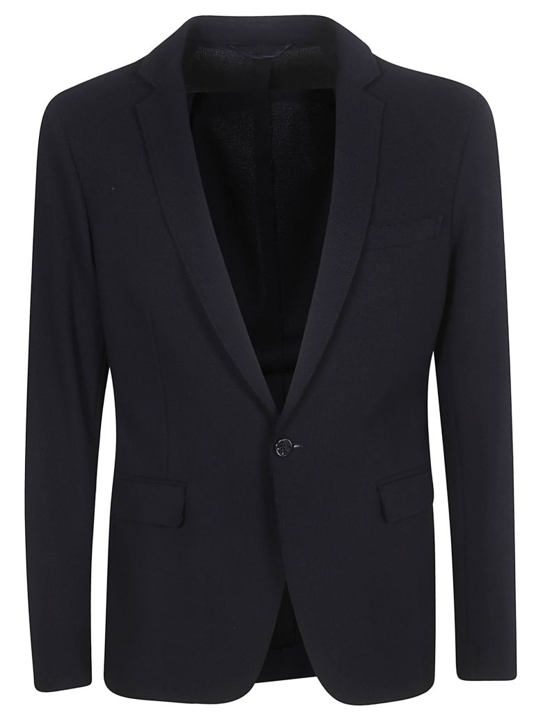 Dondup Single Breasted Blazer - Blue