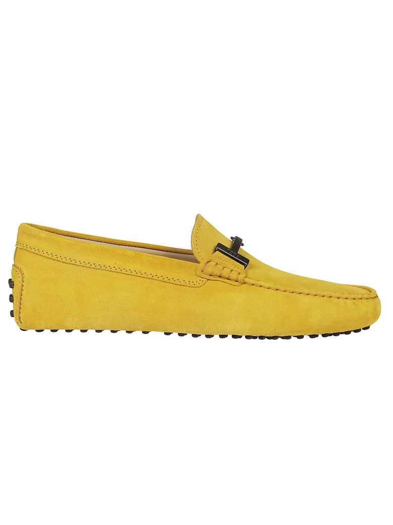 Tod's Doppia Loafers - Yellow