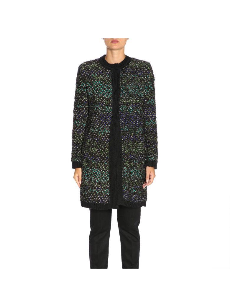 M Missoni Coat Coat Women M Missoni - black