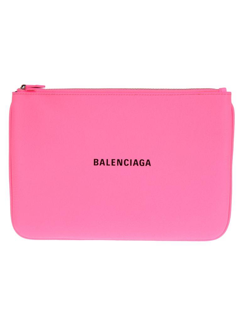 Balenciaga Balenciaga Everyday Pouch M - NEON PINK