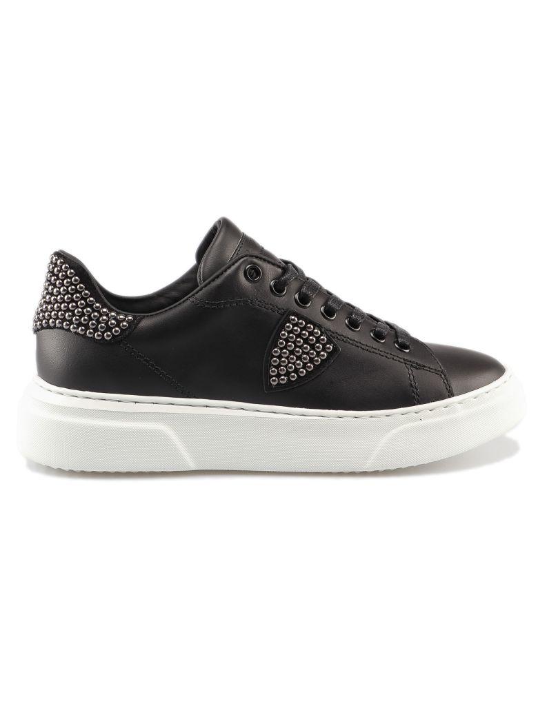 Philippe Model Temple Studs Sneakers - Studs Noir