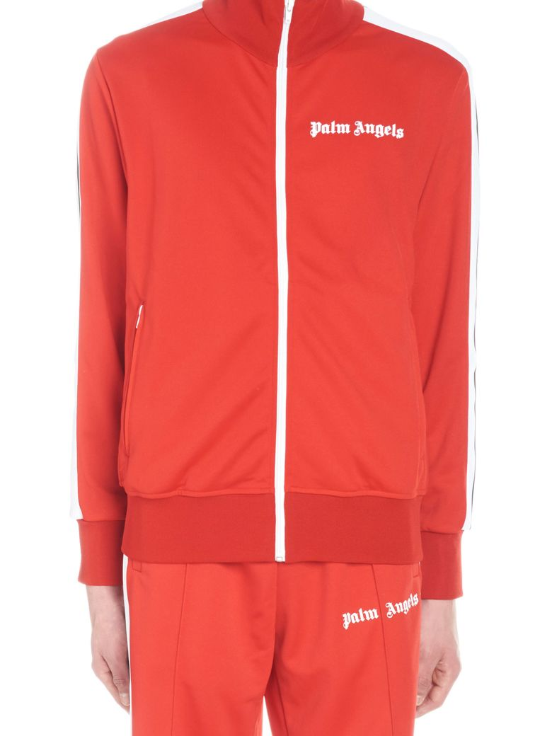 Palm Angels 'classic' Sweatshirt - Red