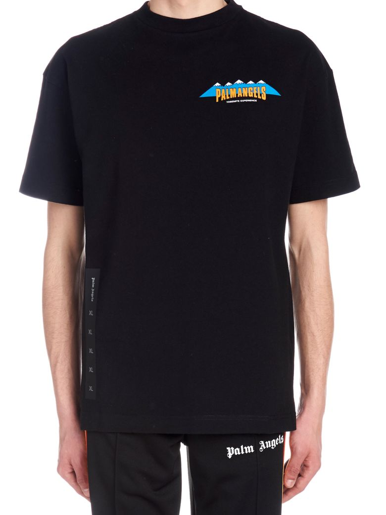 Palm Angels 'hiking' T-shirt - Black