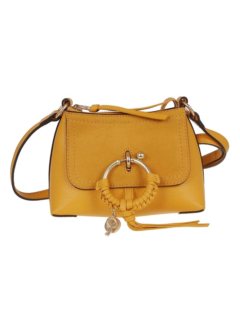 See by Chloé Joan Shoulder Bag - 769.yellow