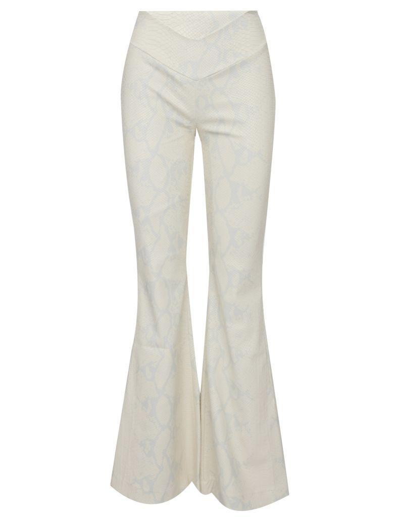 GCDS Trousers - White