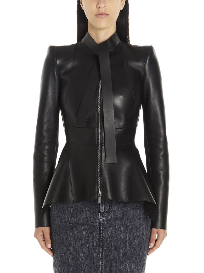 Dsquared2 'handkerchief' Jacket - Black