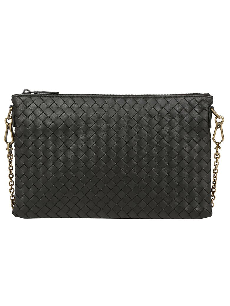 Bottega Veneta Shoulder Bag - Nero