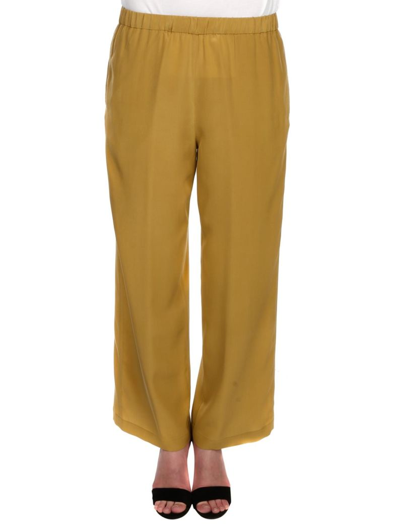 Aspesi Aspesi Silk Pants - Basic