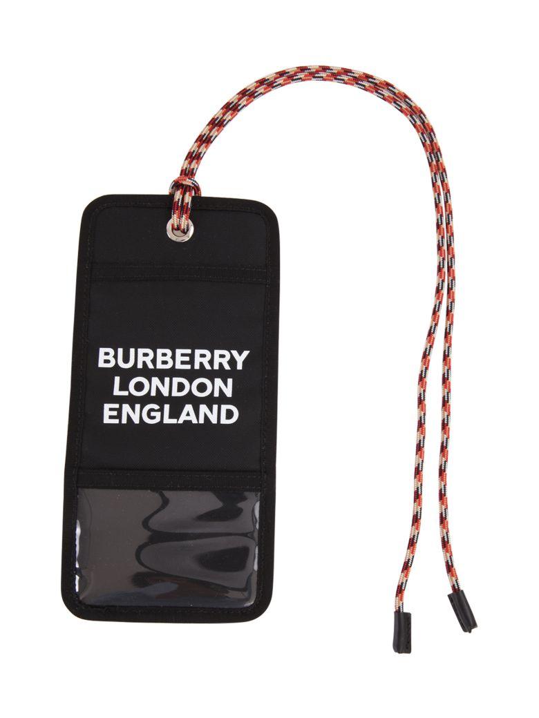Burberry Card Holder - Black