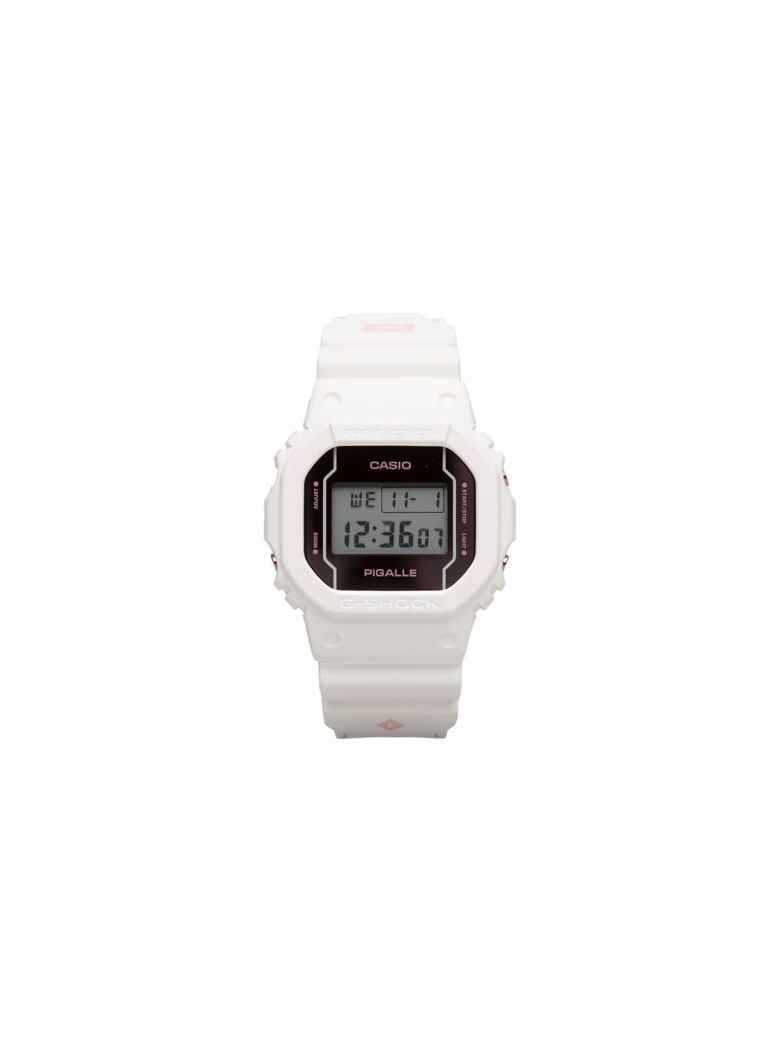 G-Shock Digital Wrist Watch - White