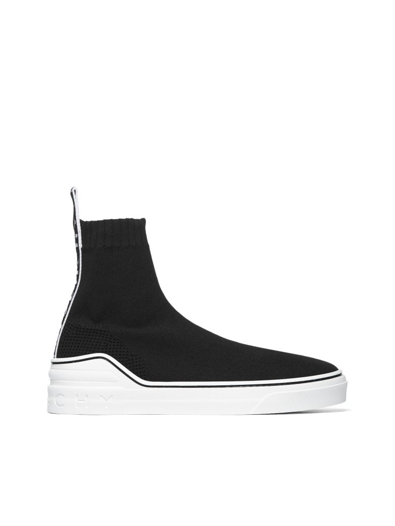 Givenchy George V Sock Sneakers - Nero