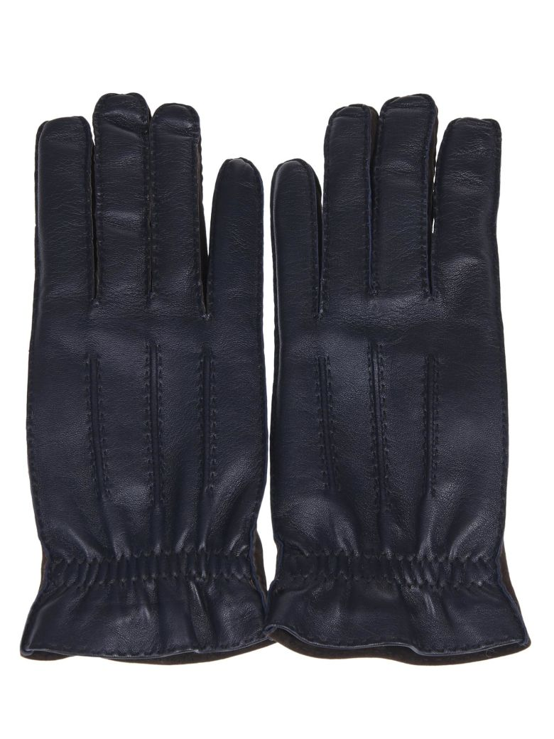 Brunello Cucinelli Gloves - Blu