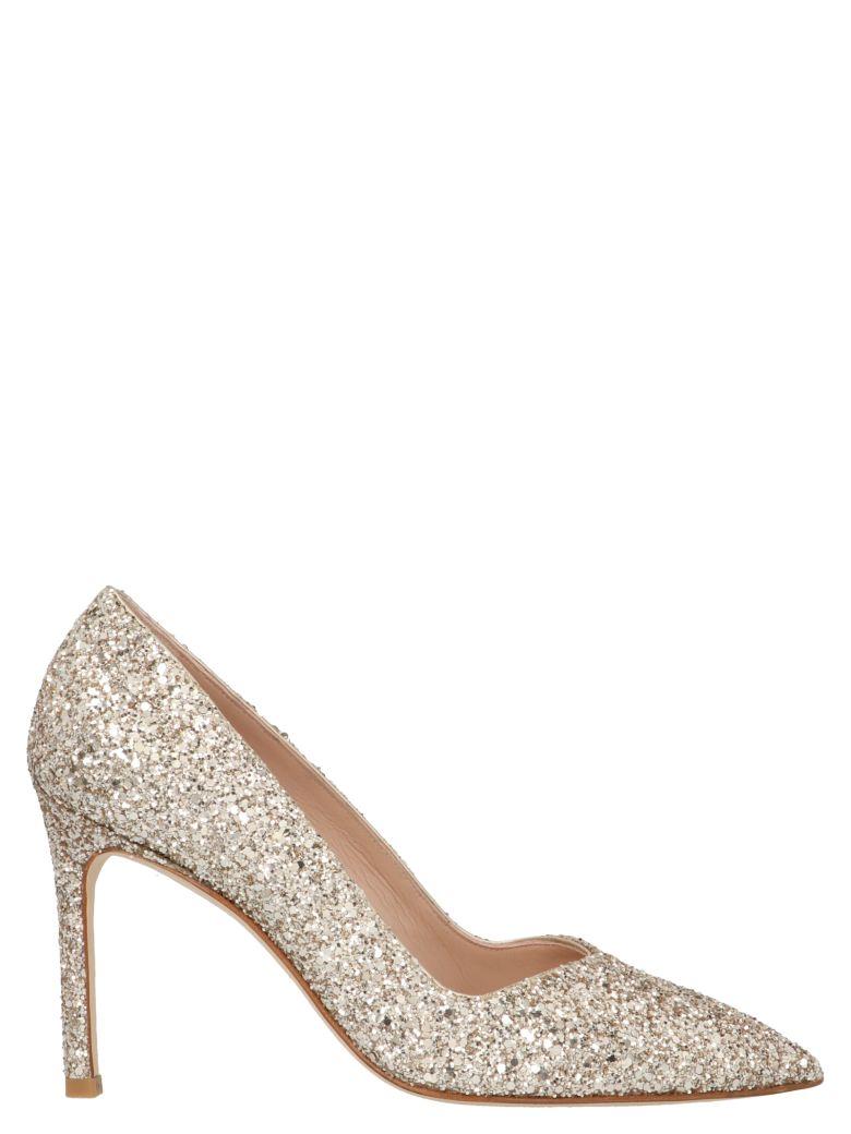 Stuart Weitzman 'ami' Shoes - Gold