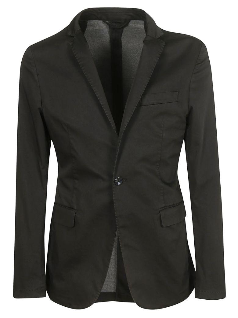 Dondup Single Breasted Blazer - Black