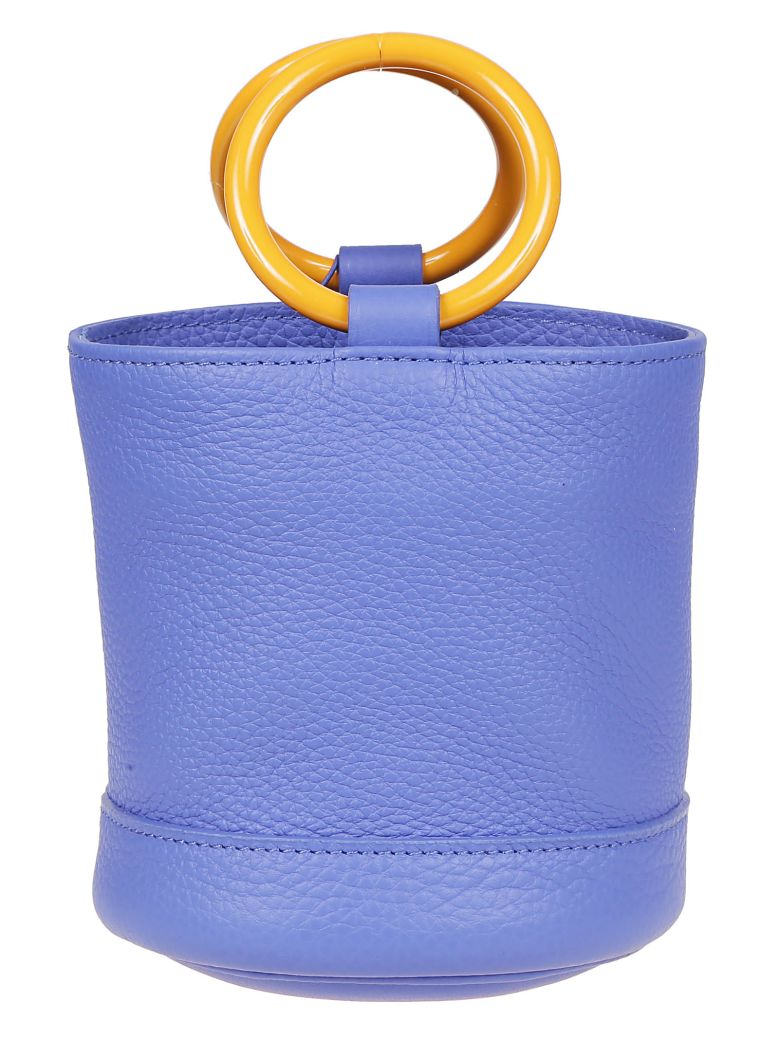 Simon Miller Bonsai Bucket Bag - Electric Blue