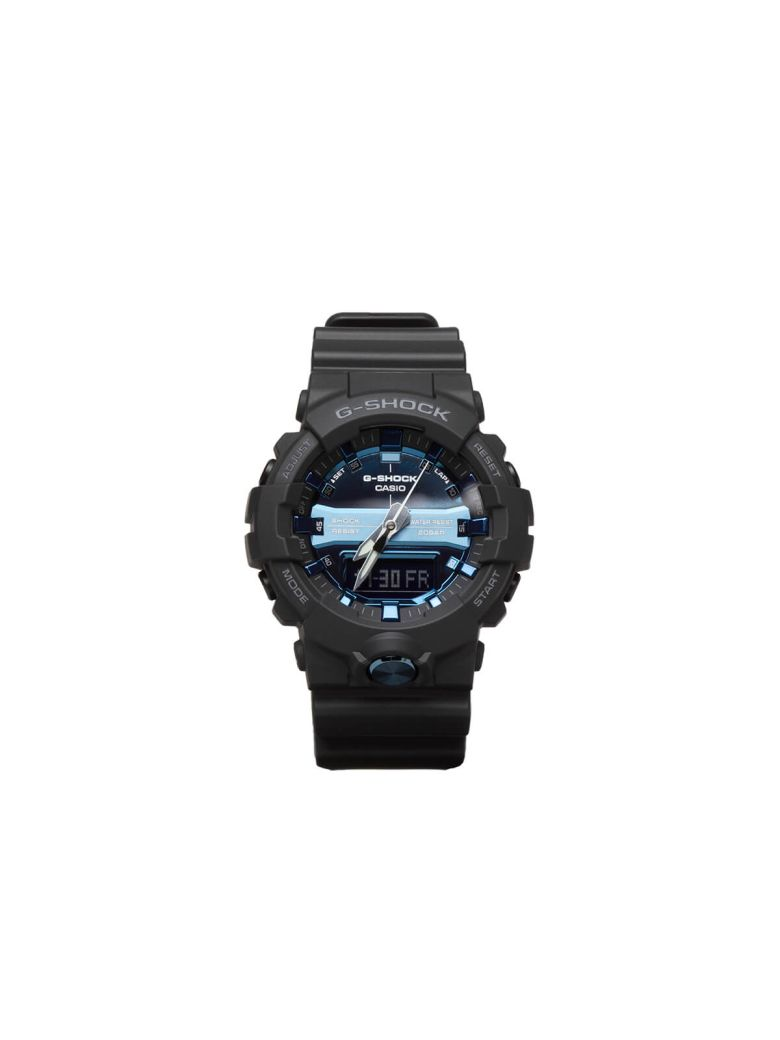 G-Shock Anadigital Wrist Watch - Black