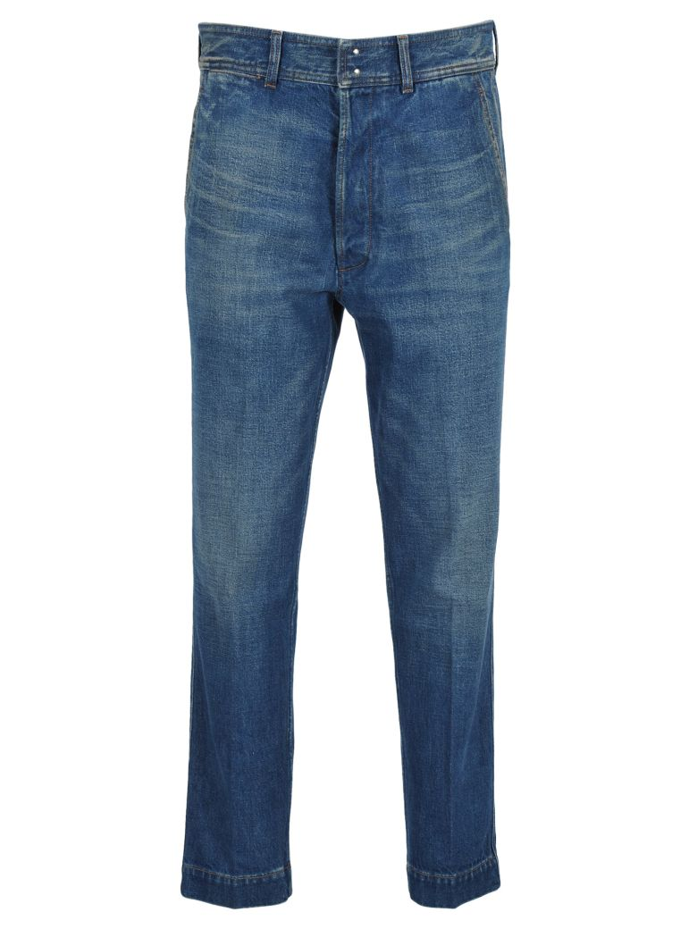 Tom Ford Tom Ford Tapered Jeans - BLUE