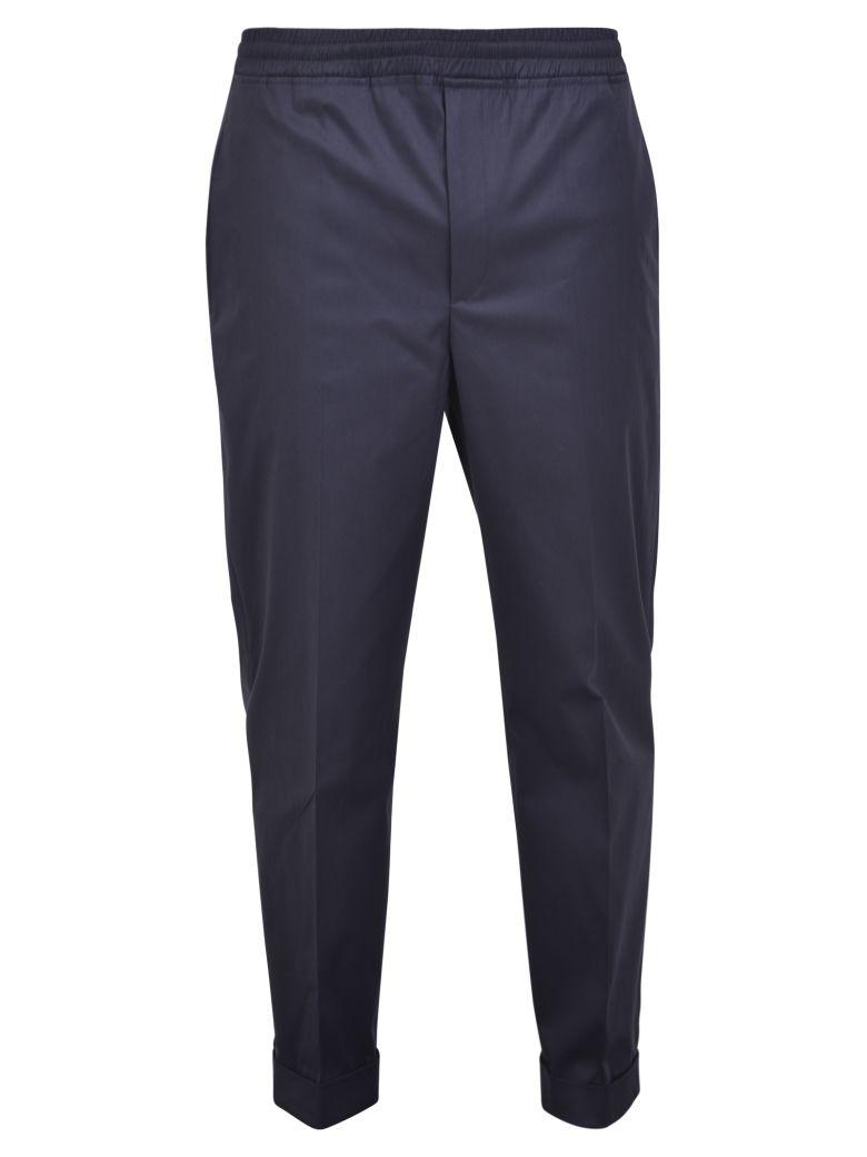 Neil Barrett Stretch Trousers - Blue