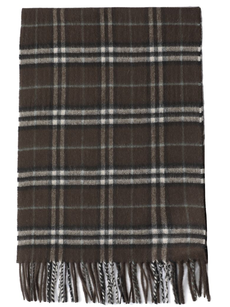 Burberry Vintage Icon Check Scarf - Basic