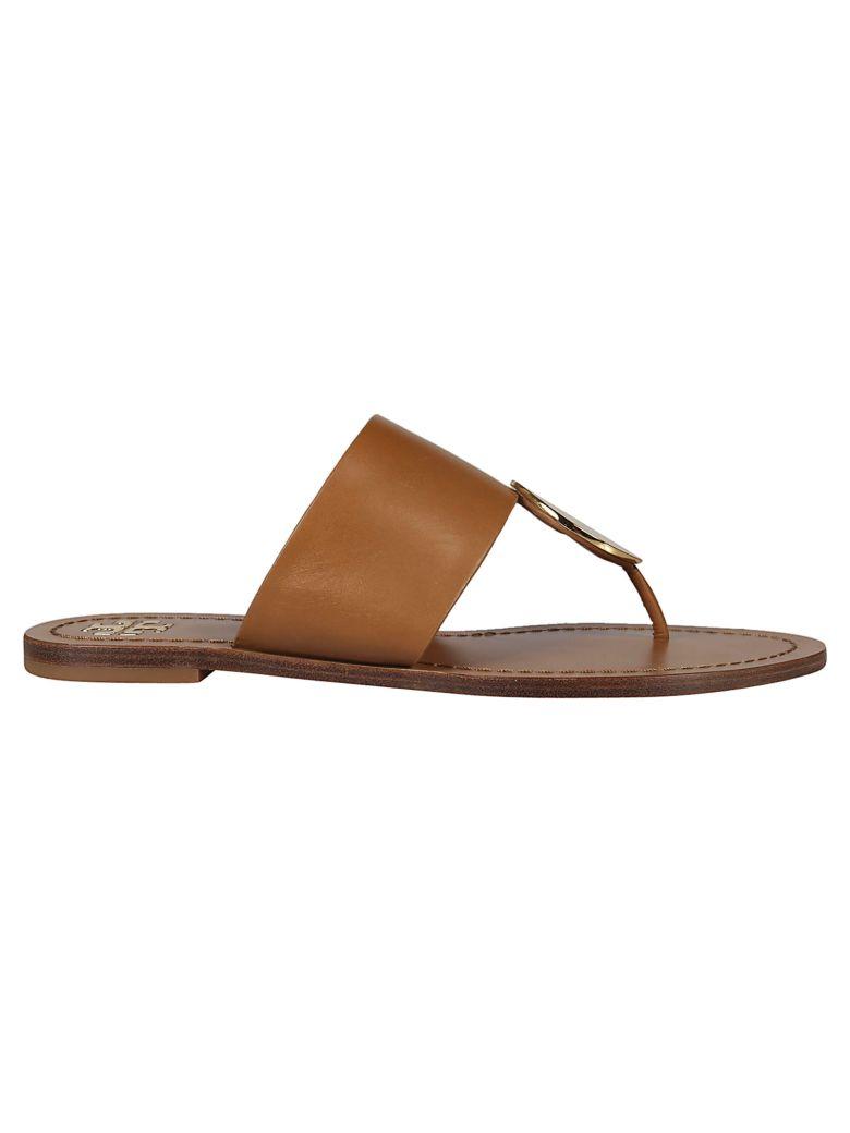 Tory Burch Patos Disc Flat Sandals - Basic