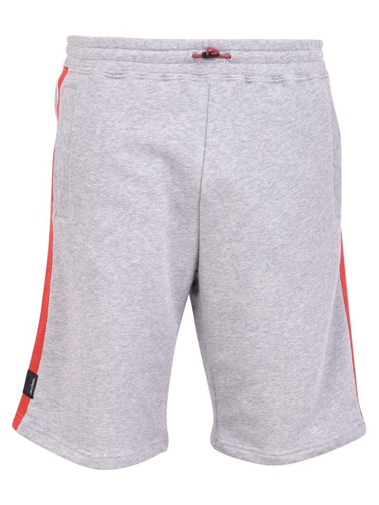 Ben Taverniti Unravel Project Side Bands Shorts - Grey