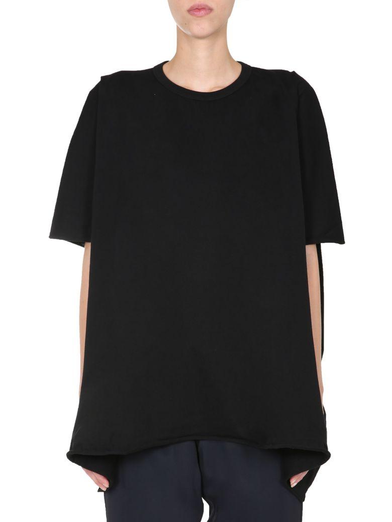 Rick Owens Minerva T-shirt - NERO