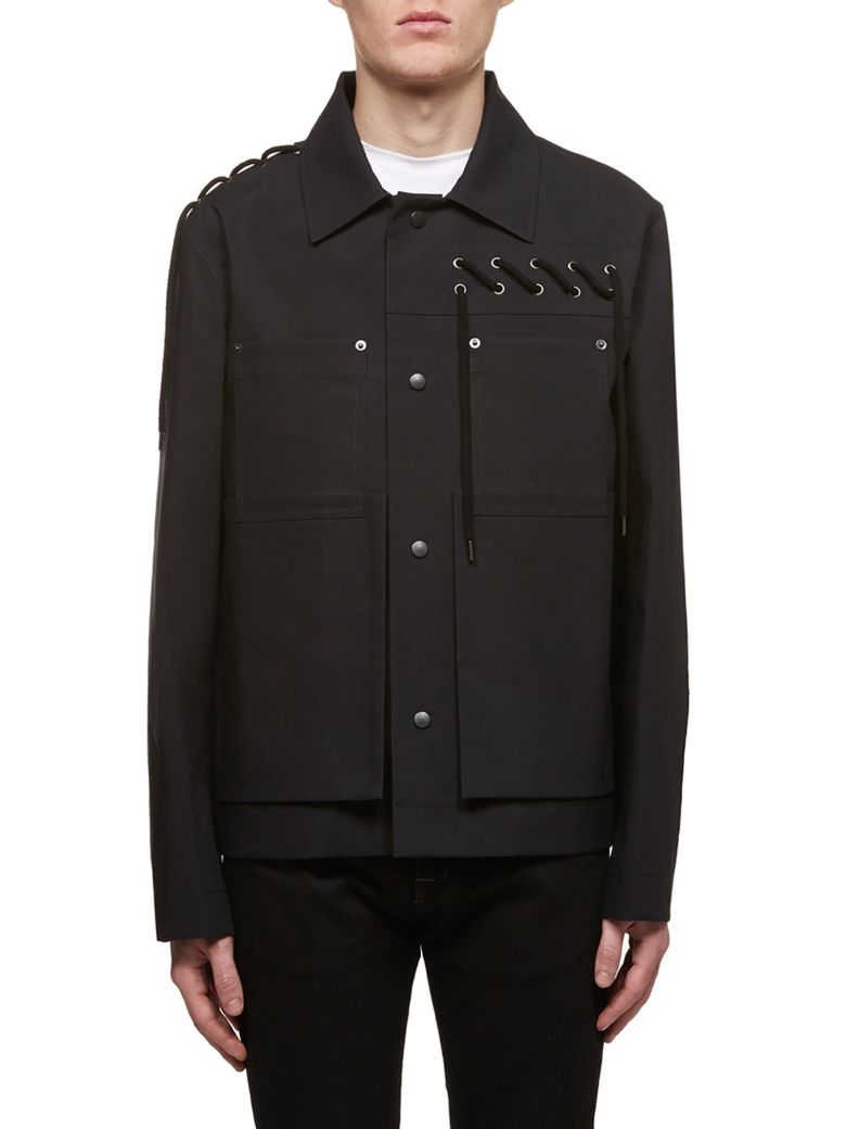 Craig Green Laced Detail Jacket - Nero