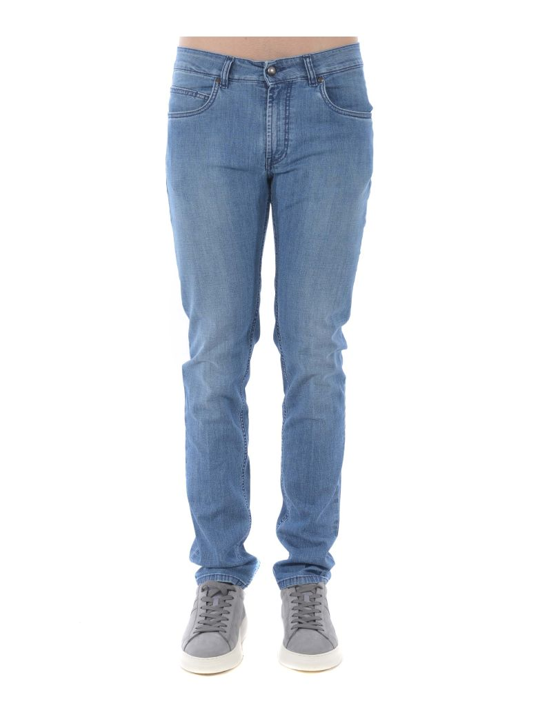 Fay Classic Jeans - Denim