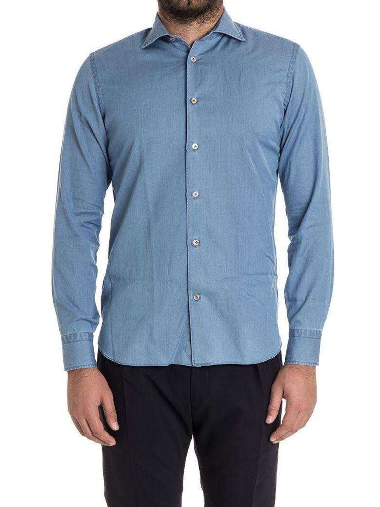 Borriello Napoli Borriello Shirt Denim Cotton - heavenly