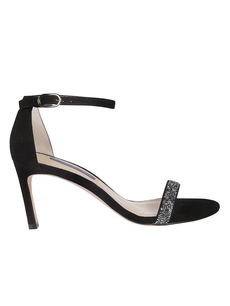 Stuart Weitzman Nudistsong Sandals - black