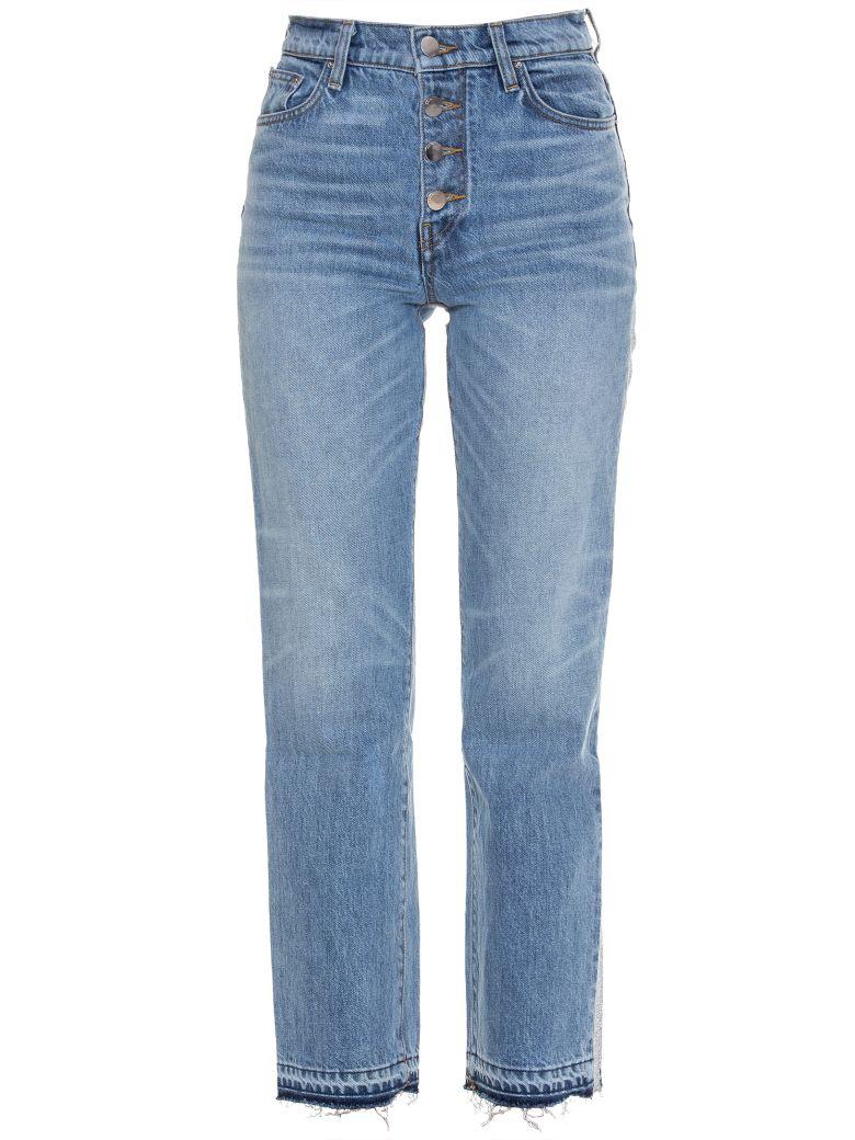 AMIRI Straight Leg Jeans - BLU