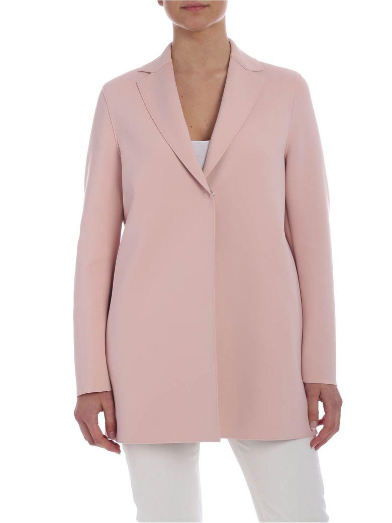 Harris Wharf London - Overcoat - Pink