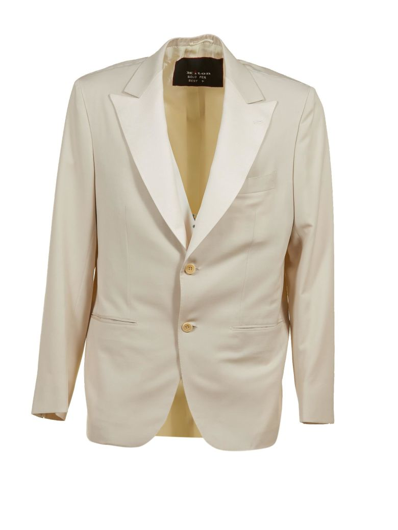 Kiton Formal Suit - Beige