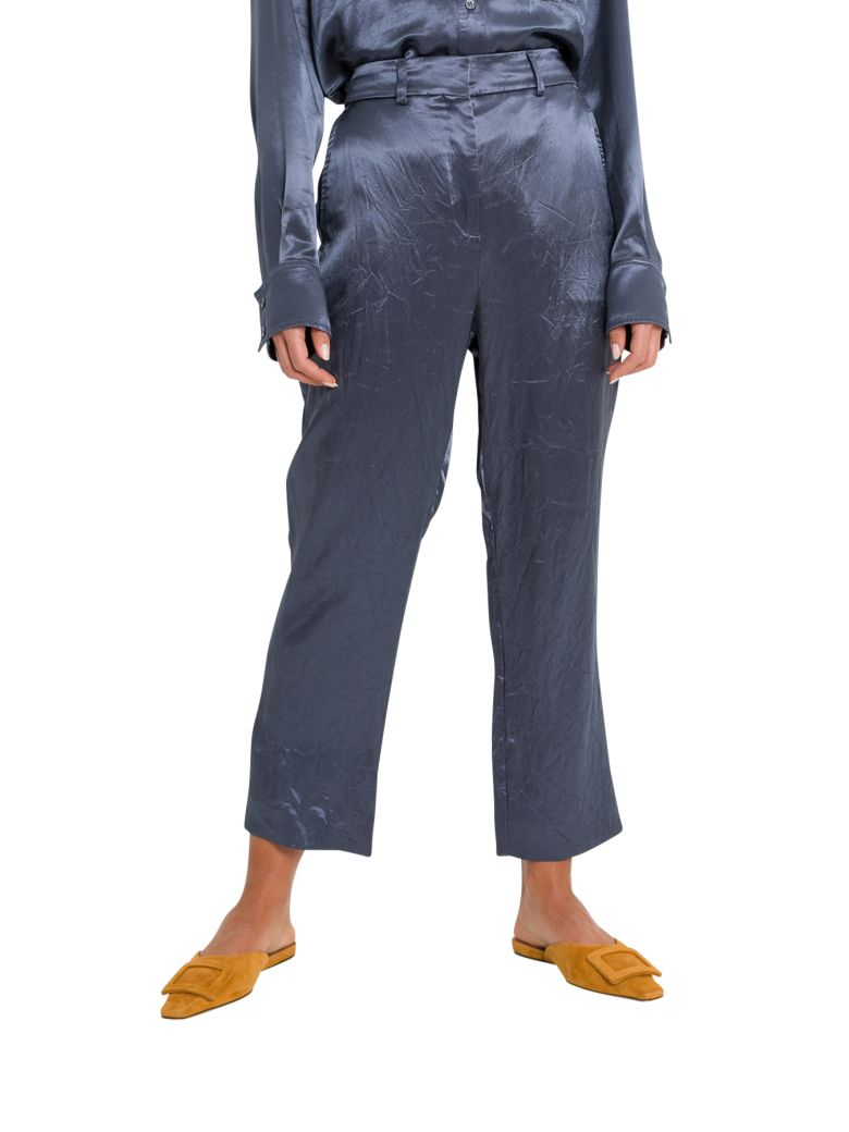 Sies Marjan WILLA CROPPED AND FLARED TROUSERS