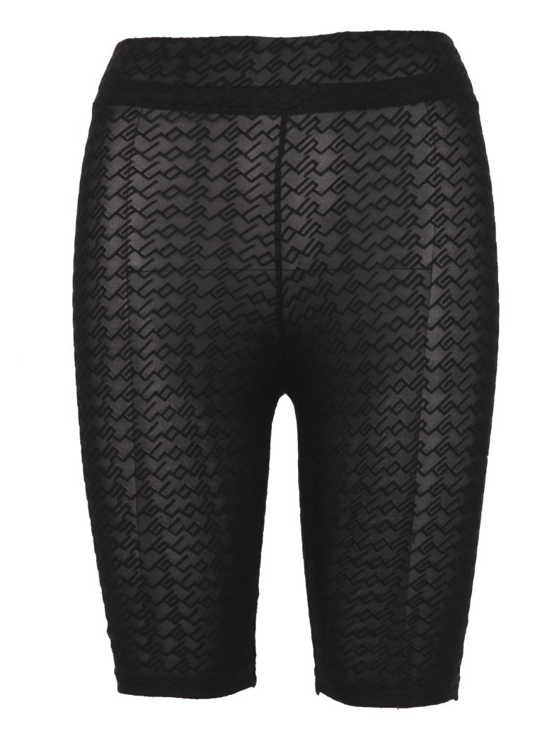 GCDS Leggings - Black