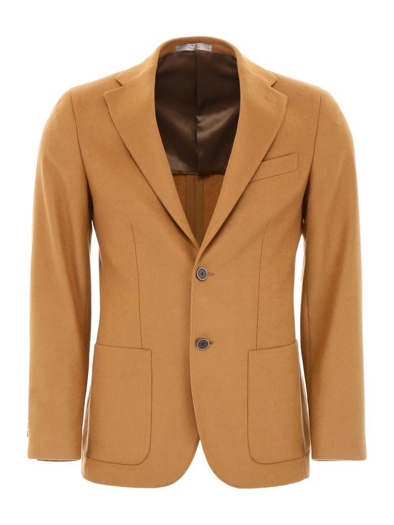 CC Collection Corneliani Single-breasted Blazer - BEIGE|Beige