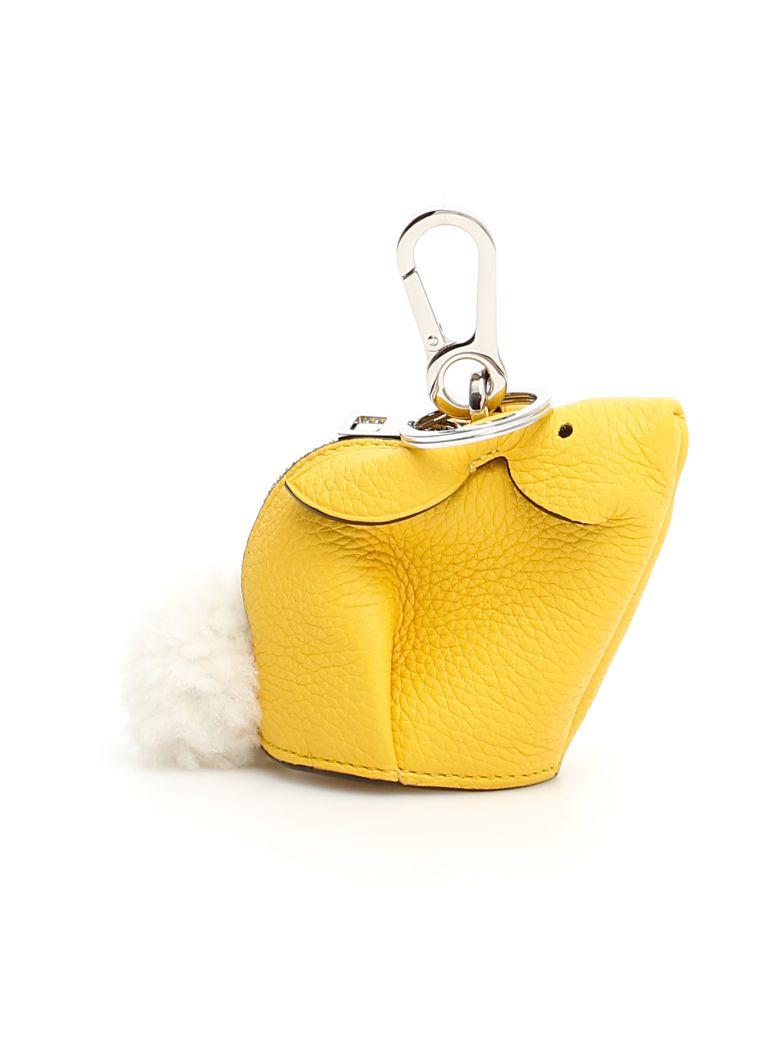 Loewe Bunny Charm - YELLOW Giallo