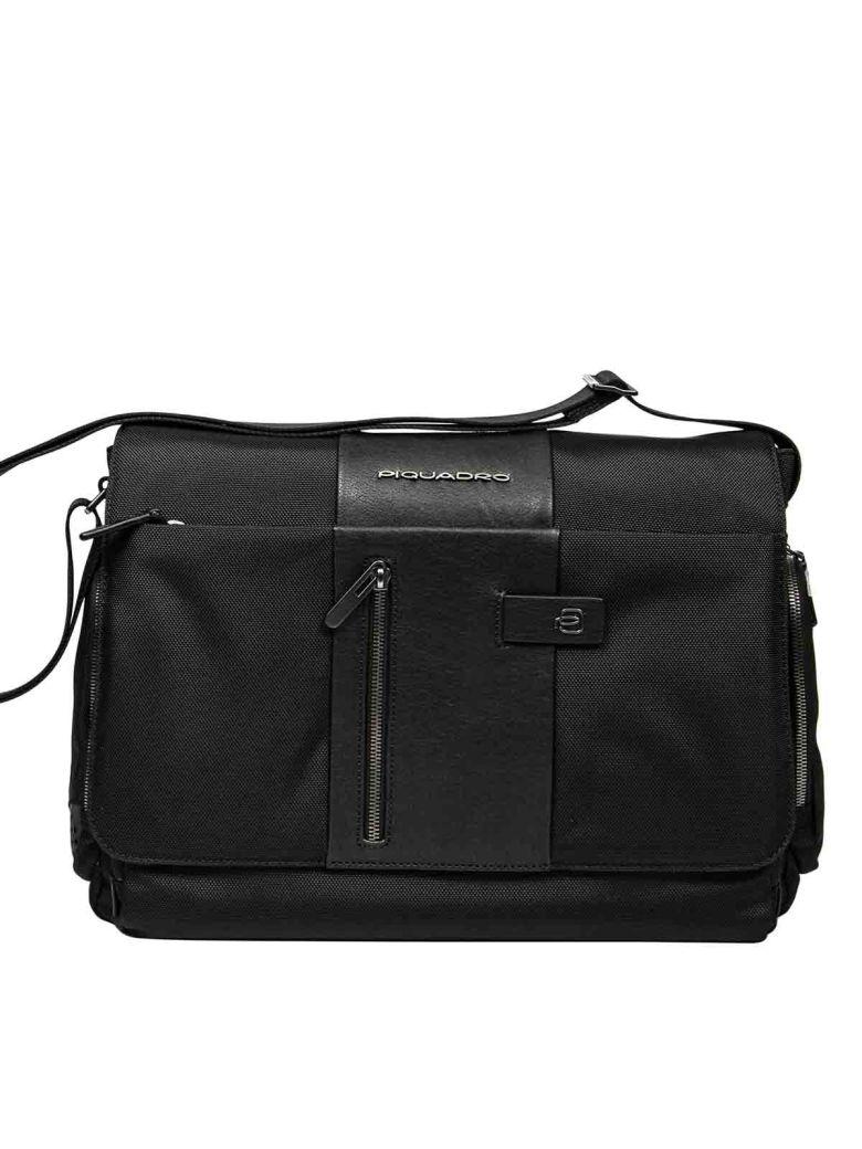 Piquadro Laptop And Ipad® Messenger Bag,