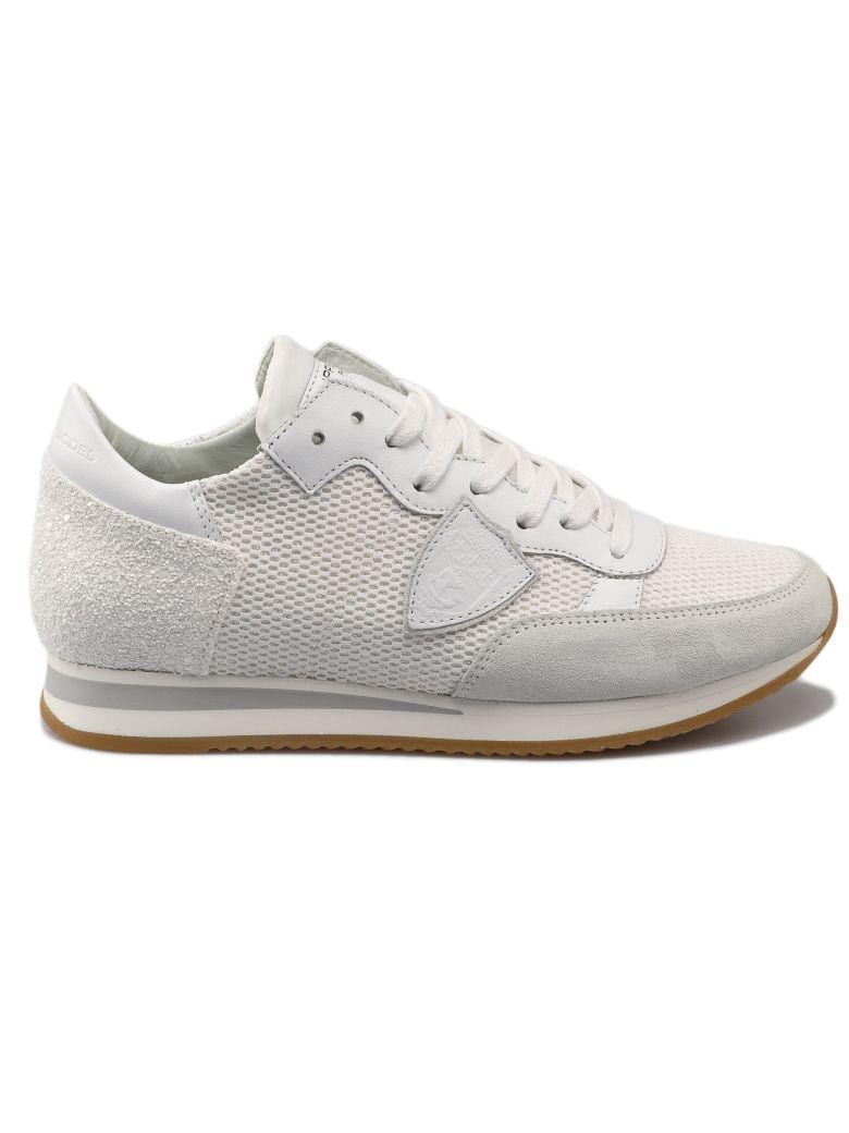 Philippe Model Tropez Sneakers - Blanc