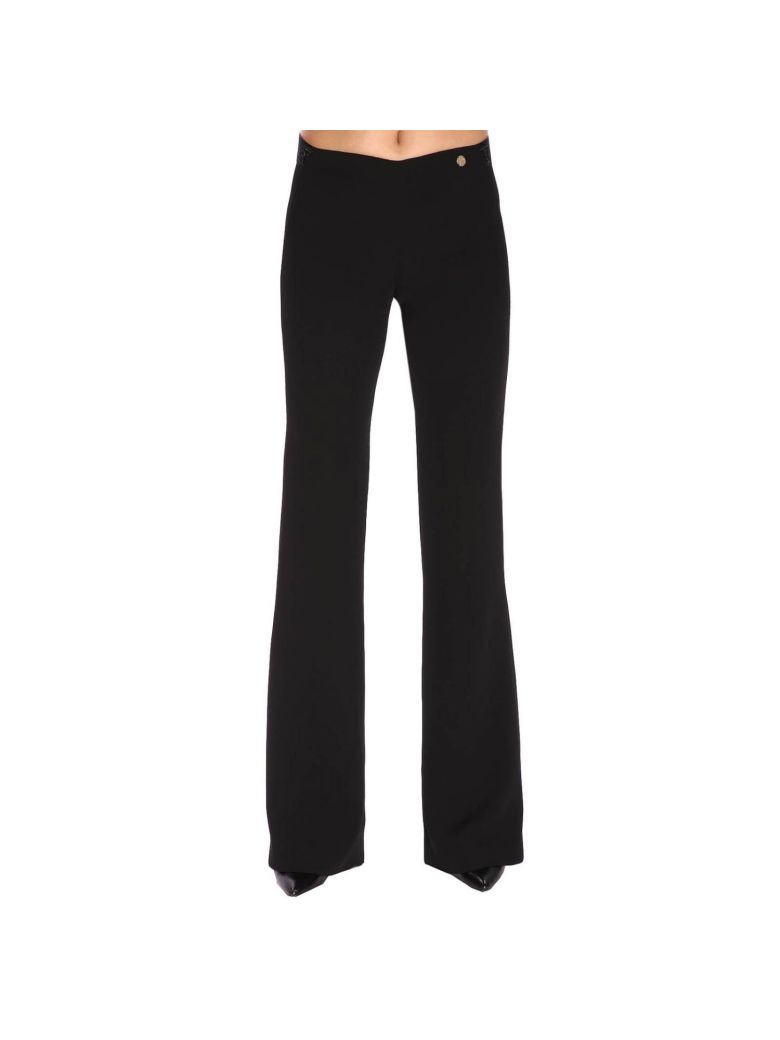 Versace Collection Pants Pants Women Versace Collection - black