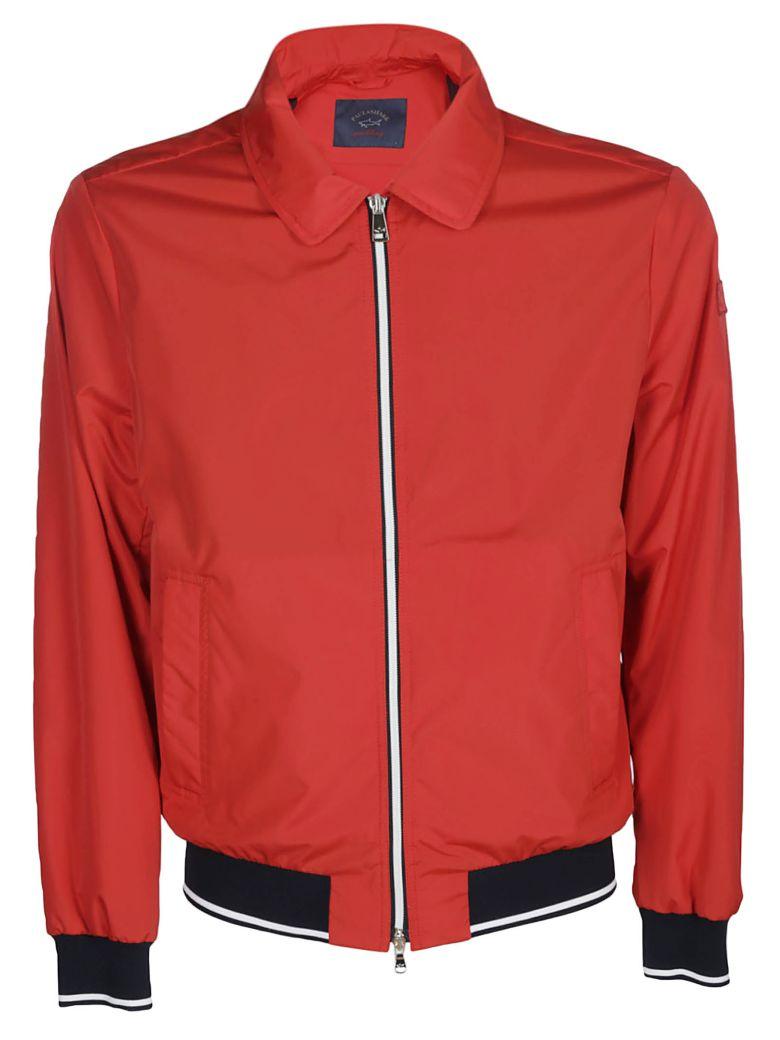 Paul&Shark Overshirt Sports Jacket - Red