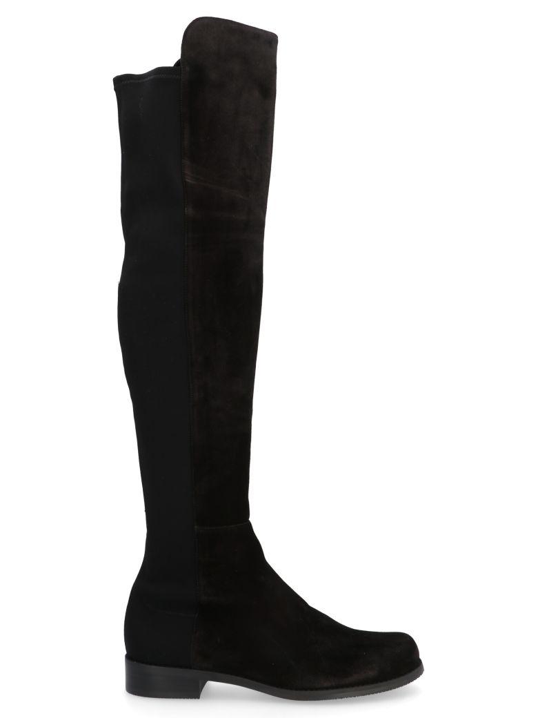 Stuart Weitzman '5050' Shoes - Black