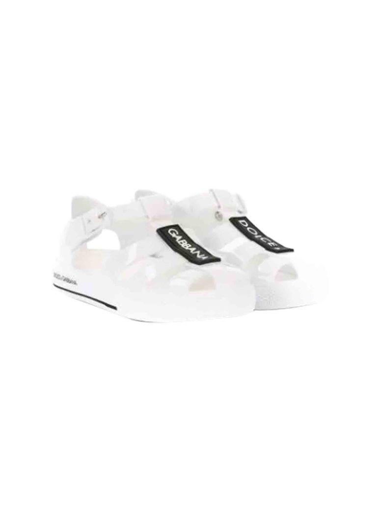 Dolce & Gabbana Dolce & Gabbana Sandals With Logo