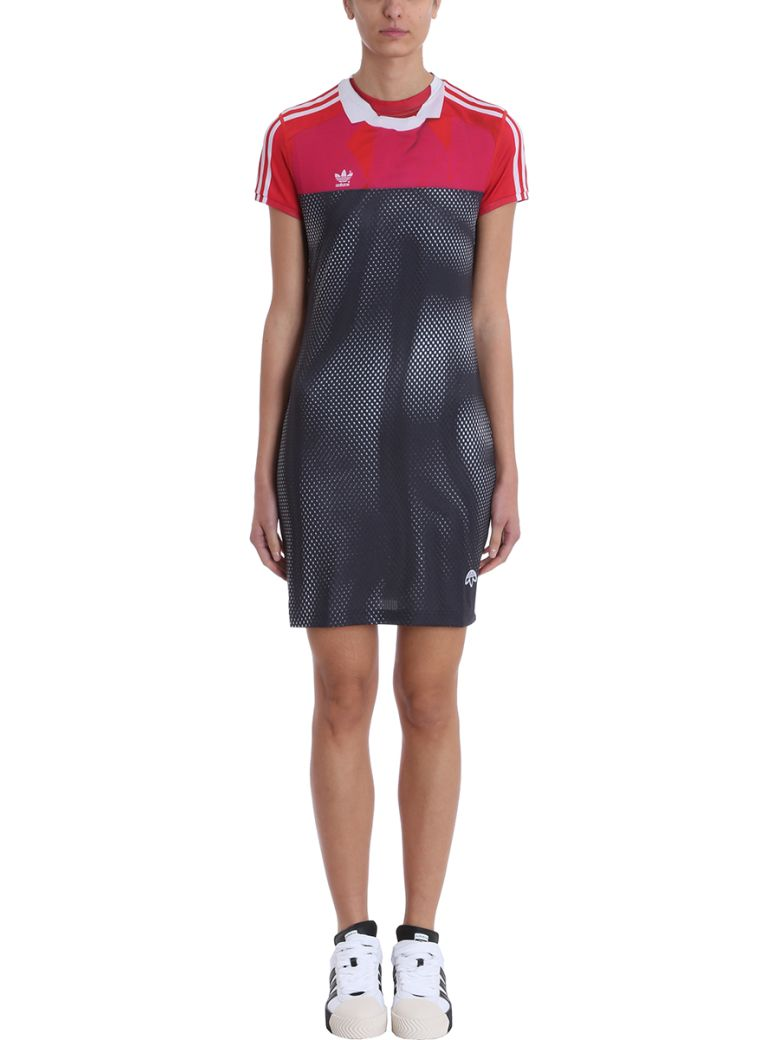 Adidas Originals by Alexander Wang Photocopy Dress - black